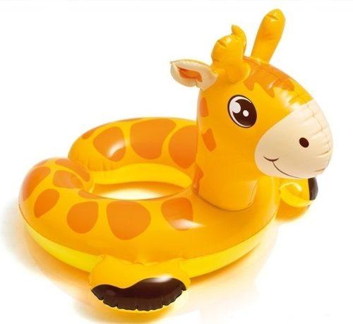 Boia Inflável  com cabeça girafa (M)