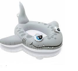 Bote Tubarão Inflável