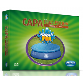 Capa para piscina Splash Fun - 3400L