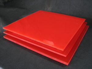Chapa de Poliuretano 2,0 x 500 x 500mm