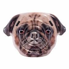 Colchão Inflável Cachorro Pug