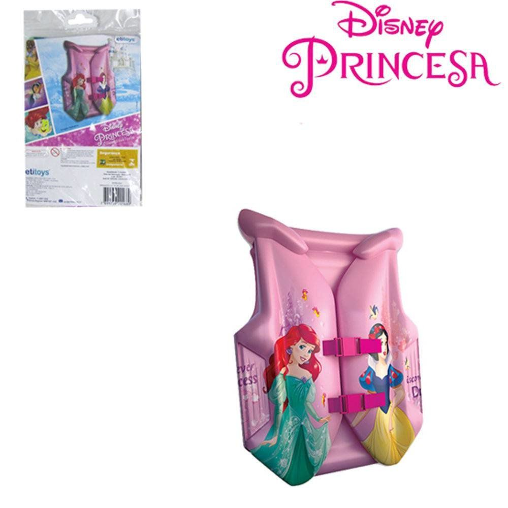 Colete inflável Princesas disney