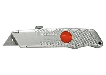Estilete Trapezoidal 18mm Retrátil  MTX
