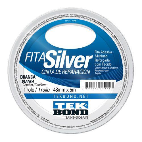 Fita Silver TekBond