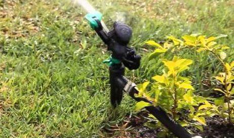 Irrigador Impulso com haste DY-1013 - Trapp