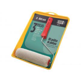 Kit de pintura Básico 3PÇS - Atlas
