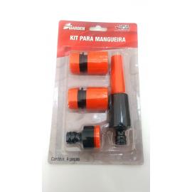 Kit para mangueira 4PÇS Forceline