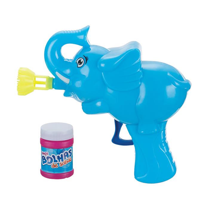 Lança Bolhas de Sabão Elefante
