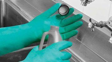 Luva Nitro Green  - Supersafety