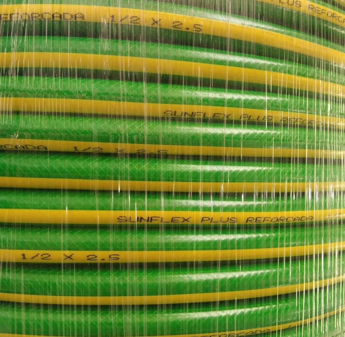 Mangueira de jardim Reforçada Sunflex Multicores