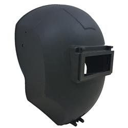 Máscara  de solda com visor fixo - Plastcor