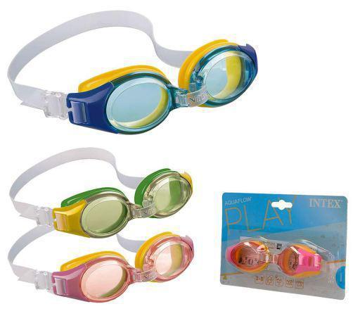 Óculos de natação infantil Play roxo - Intex