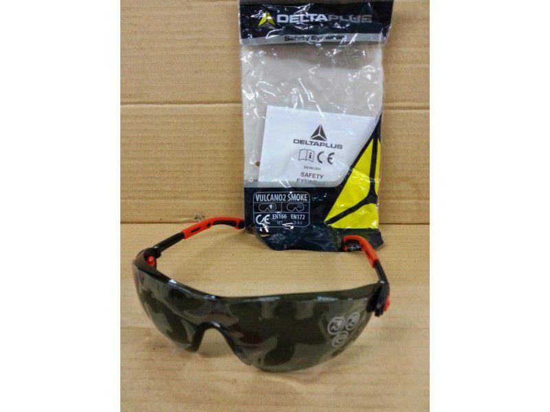 Óculos Vulcano Smoke - DeltaPlus