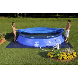 Piscina Splash Fun  14000L Combo - 110v