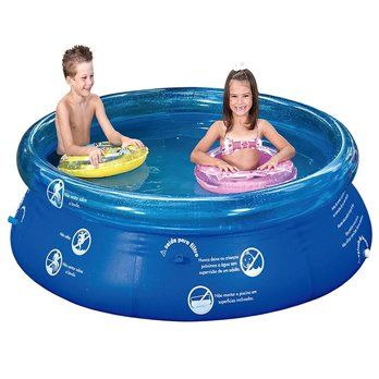 Piscina Splash Fun Mor 1900L