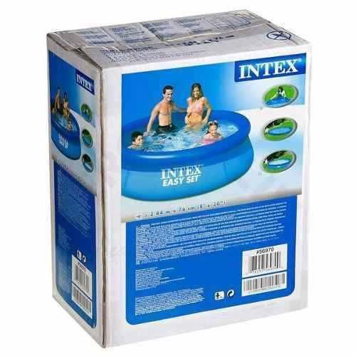 Piscina Easy Set INTEX 2419L