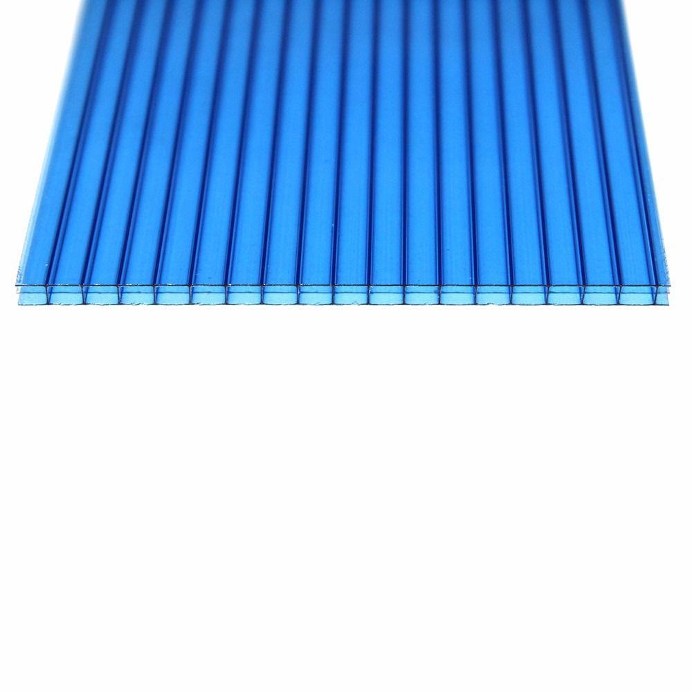 Policarbonato Alveolar 4,0x2100x5800mm