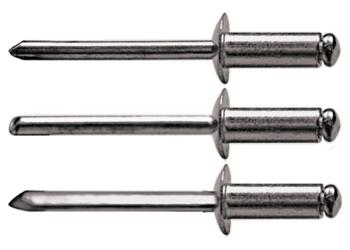 Rebite de Repuxo 4,8 x 10mm MTX