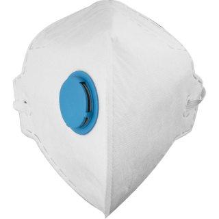 Respirador Dobrável PFF 2(s) com valvula Vonder