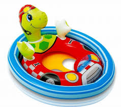Tartaruga Baby inflável