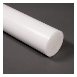 Tarugo de Polietileno 250,0 x 1000mm
