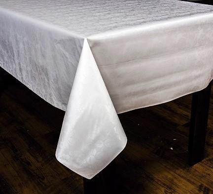 Toalha de mesa térmico dekorama Verona Branco