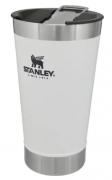 Copo Térmico  de Cerveja Stanley Com Tampa Polar 0,473L