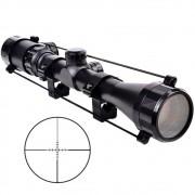 Luneta Airsoft 3-9x /40 Trilho 20/22mm