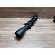 Luneta Airsoft 4-12 X 50 Trilho 20/22mm