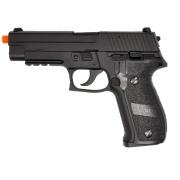 Pistola Airsoft KJW KP-01-E2 - KP01 P226 Preta Greengas