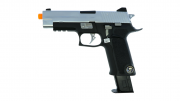 Pistola Airsoft WE P226 F226 VIRUS
