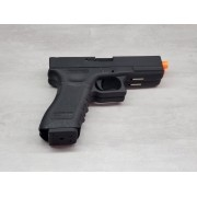 Pistola Airsoft WE G17 cano duplo