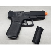 Pistola Airsoft WE Glock G23 G4 Black