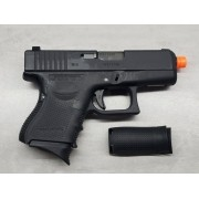 Pistola Airsoft WE Glock G26 G4 Black