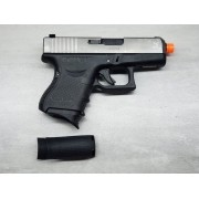 Pistola Airsoft WE Glock G26 G4 Silver