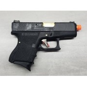 Pistola Airsoft WE Glock G26 T01