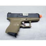 Pistola Airsoft WE Glock G26 T02