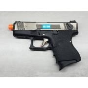 Pistola Airsoft WE Glock G26 T03