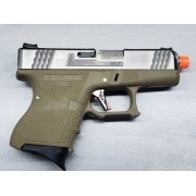 Pistola Airsoft WE Glock G26 T08
