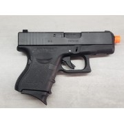 Pistola Airsoft WE Glock G27 G4 Black