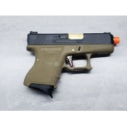 Pistola Airsoft WE Glock G27 T06