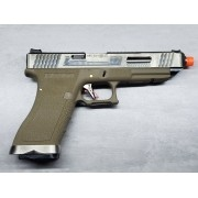 Pistola Airsoft WE Glock G35 T08