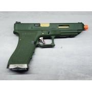 Pistola Airsoft WE Glock G35 T11