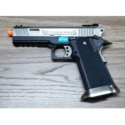 Pistola Airsoft WE Hicapa 4.3 Allosaurus Full Metal
