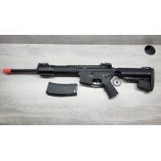 Rifle Airsoft KingArms Black Rain Ordnance AG-197-bk