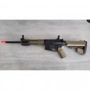 Rifle Airsoft KingArms Black Rain Ordnance AG-197-DE