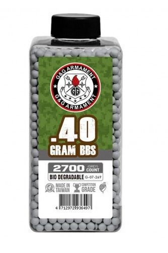 BBS G&G BBS 0.40GR 2700 G-07-269