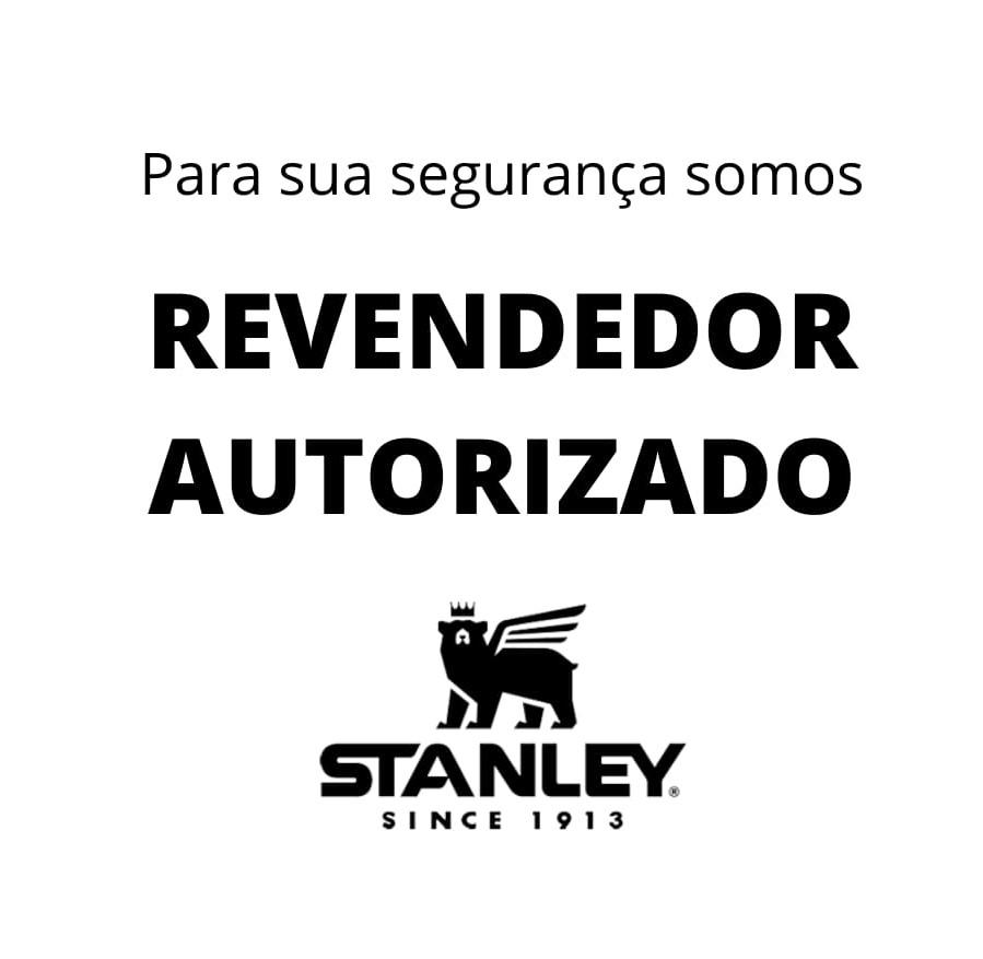 Caneca Térmica Stanley de Cerveja Matte Black  0,709L