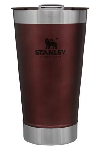 Copo Térmico  de Cerveja Stanley Com Tampa Winne 0,473L