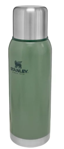 Garrafa Térmica Stanley Adventure Hammertone Green 1,0L